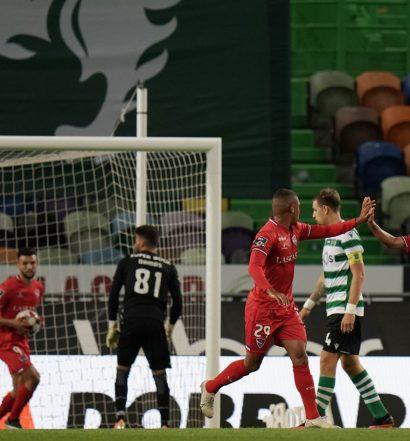 Sporting CP vs Gil Vicente
