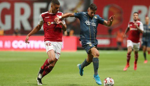 SC Braga domina e vence CD Aves