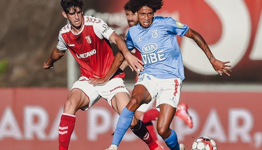 SC Braga empata na receção ao Belenenses SAD