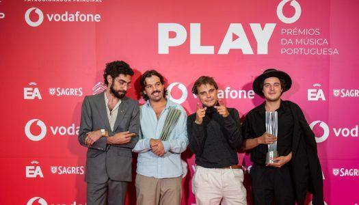 Play-Prémios da Música Portuguesa 2020: estatuetas são repartidas em noite de animação