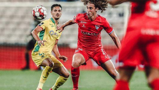 Gil Vicente cede empate frente ao FC Paços de Ferreira