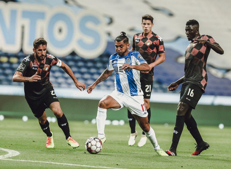 FC Porto x Moreirense FC