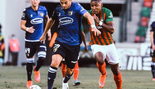 FC Famalicão empata e diz adeus ao sonho europeu