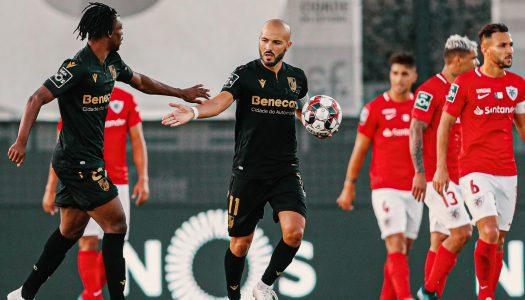 Vitória SC termina Liga NOS com empate