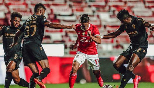 Vitória SC soma segunda derrota consecutiva
