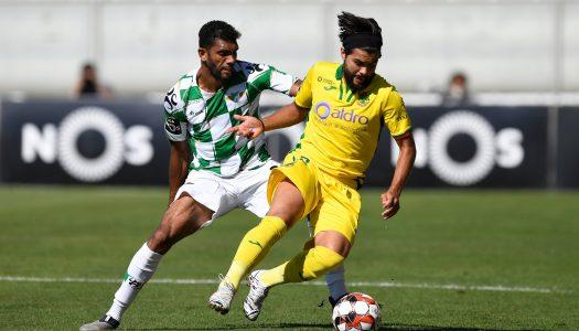 Moreirense cede empate frente ao FC Paços de Ferreira