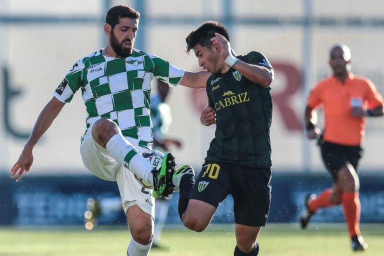 Moreirense vs Tondela