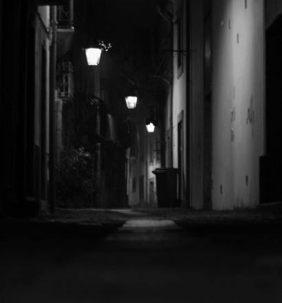 Rua vazia
