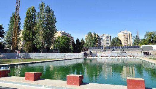 Obras do Complexo das Piscinas da Rodovia custam 1 milhão de euros à CMB
