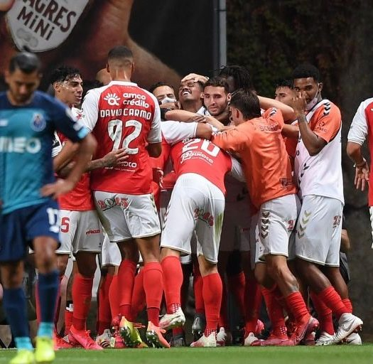 SC Braga x FC Porto