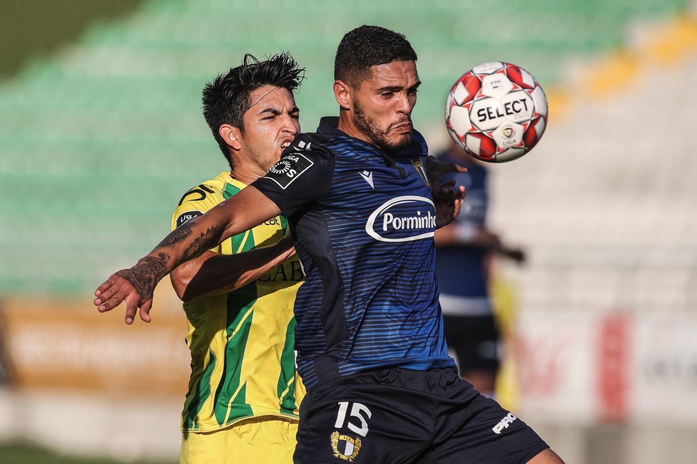CD Tondela FC Famalicão