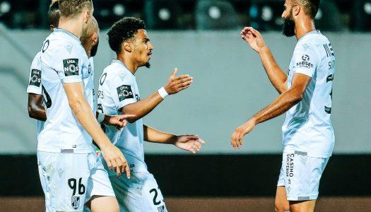 Marcus Edwards dá os três pontos ao Vitória SC na receção ao Marítimo
