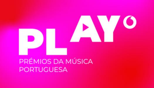 Play-Prémios da Música Portuguesa. Os nomeados da música nacional