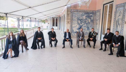Presidente da República recebe Académicas