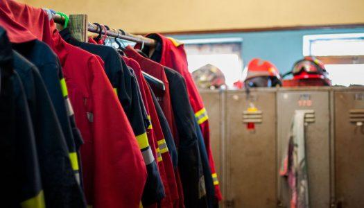 Bombeiros de Braga pedem doação de máscaras e luvas