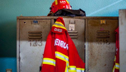 """Pedro Ribeiro: """"Não só da água vive o bombeiro"""""""