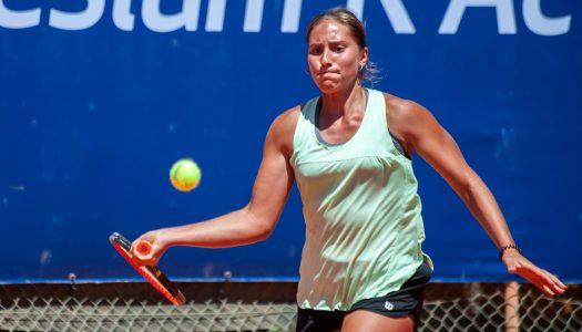 Francisca Jorge eliminada do torneio da Figueira da Foz