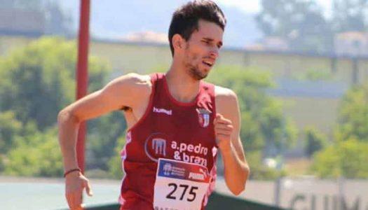 Atletismo. João Peixoto sagra-se campeão nacional de sub-20