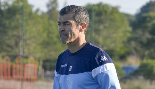 Gil Vicente apresenta Rui Almeida como novo treinador