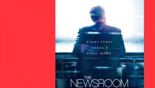 #Arquivo | The Newsroom: as boas notícias custam a fazer