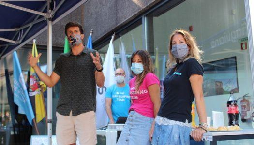 Surf Clube de Viana é referência no voluntariado jovem português e europeu