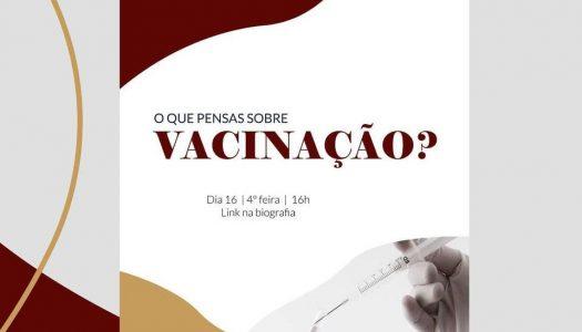 ADAUM discute vacinação obrigatória no primeiro debate do ano letivo