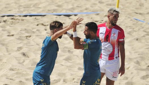 SC Braga bate Leixões SC e isola-se no topo da Divisão de Elite