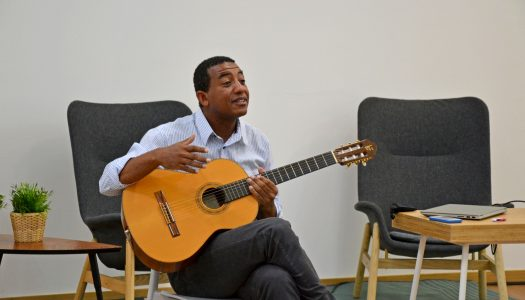 Quarto Café Intercultural explora sons do Brasil