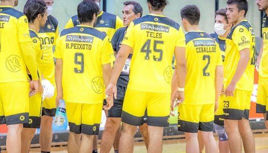 ABC/UMinho perde jogo equilibrado com Sporting CP