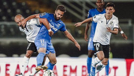 Vitória SC entra com o pé esquerdo na época 2020/21