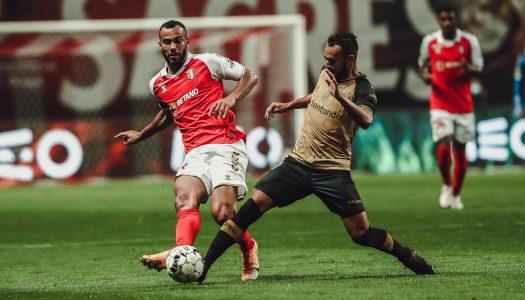 SC Braga continua sem vencer na Liga NOS