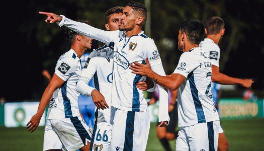 FC Famalicão triunfa frente ao Belenenses SAD