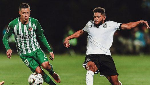 Vitória SC empata no reduto do Rio Ave FC