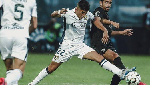 FC Famalicão sofre desaire caseiro frente ao SL Benfica