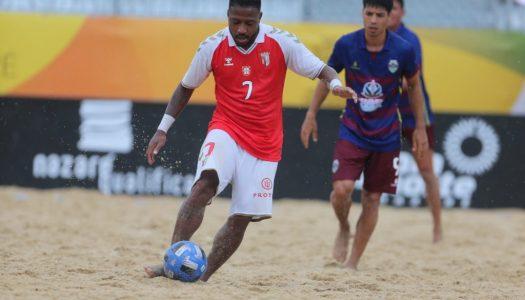 SC Braga volta a golear no Campeonato de Elite