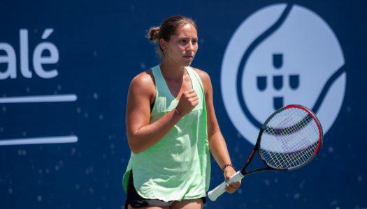 Francisca Jorge entra no Porto Open com a raquete direita