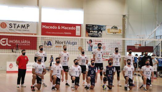 VC Viana soma duas vitórias consecutivas
