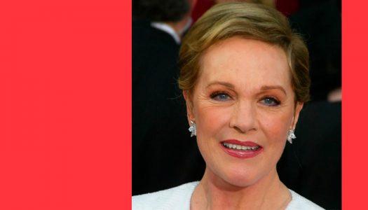 #Perfil | Julie Andrews: um turbilhão de sucessos