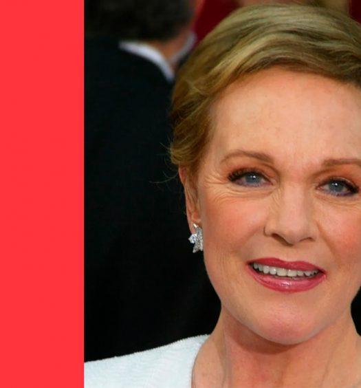 #Perfil   Julie Andrews: um turbilhão de sucessos