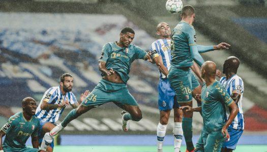 SC Braga estreia-se na Liga NOS com derrota no Dragão