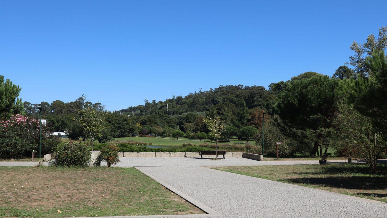 Parque da devesa Cinema Paraíso Famalicão