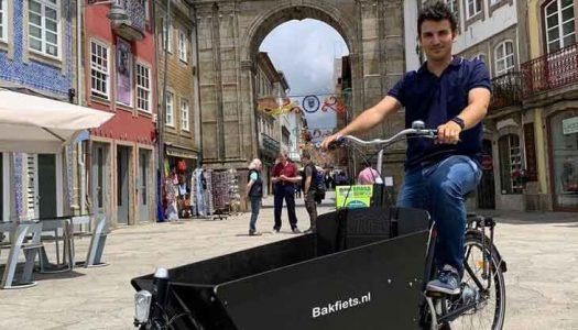 Jovem bracarense galardoado com o Prémio Nacional da Mobilidade em Bicicleta
