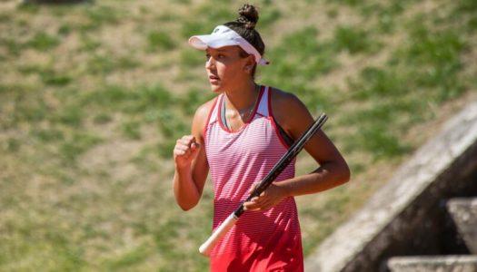 Matilde Jorge renova título de campeã nacional de sub 16