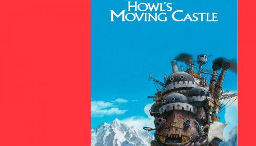 #Arquivo | O Castelo Andante: divertido para as crianças, genial para os adultos