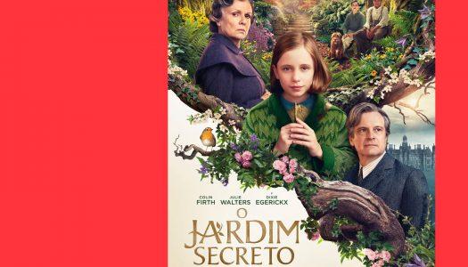 O Jardim Secreto: um serão de fantasia