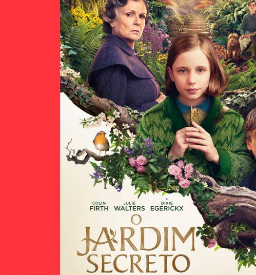 O Jardim Secreto – serão de fantasia