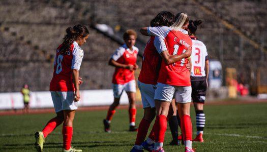 SC Braga conquista vitória em Albergaria-a-Velha