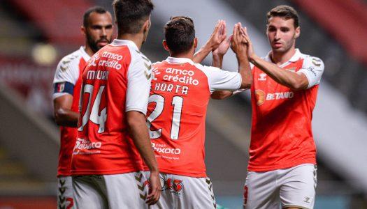 SC Braga procura entrada nas pré-eliminatórias da Champions em 2020/21