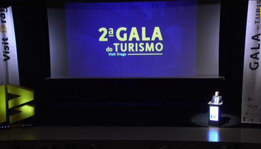Confraria do Bom Jesus premiada na 2ª Gala do Turismo VisitBraga