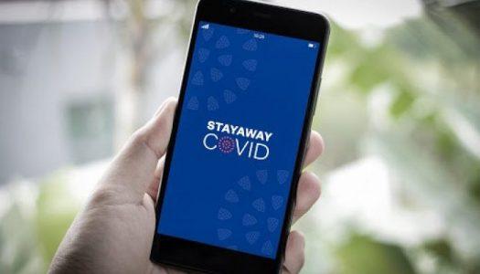 Vulnerabilidade detetada na aplicação StayAway Covid